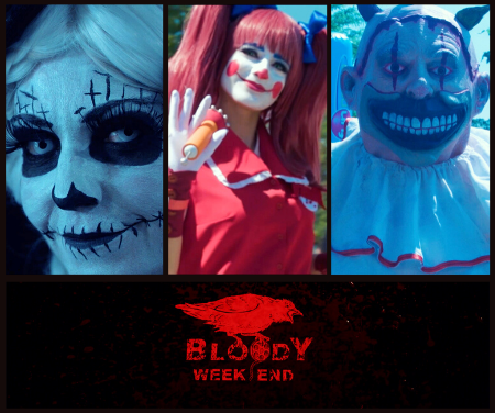 Festival Bloody Week end 2017 – Aftermovie