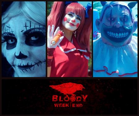 Festival Bloody Week end 2017 – Aftermovie