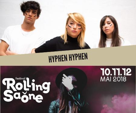 Rolling Saône 2018 – Boite à questions Hyphen Hyphen