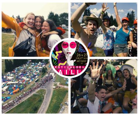Festival de Paille 2019 – Le camping