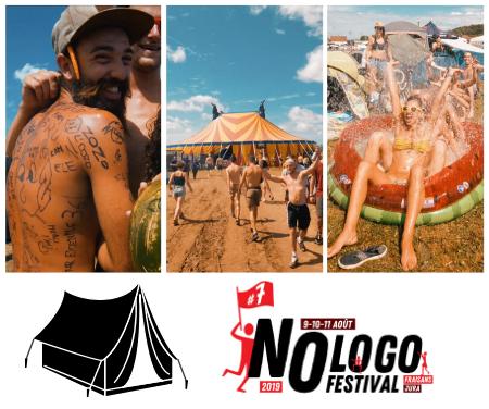 No Logo 2019 – Le Camping