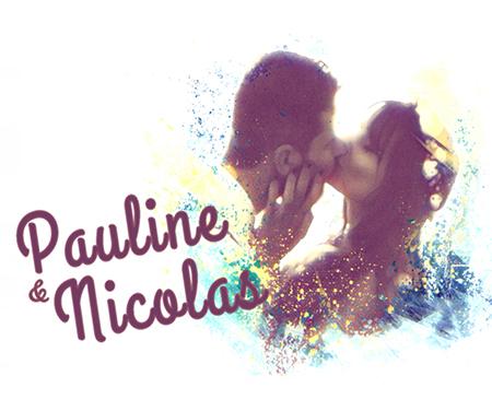 Nicolas et Pauline